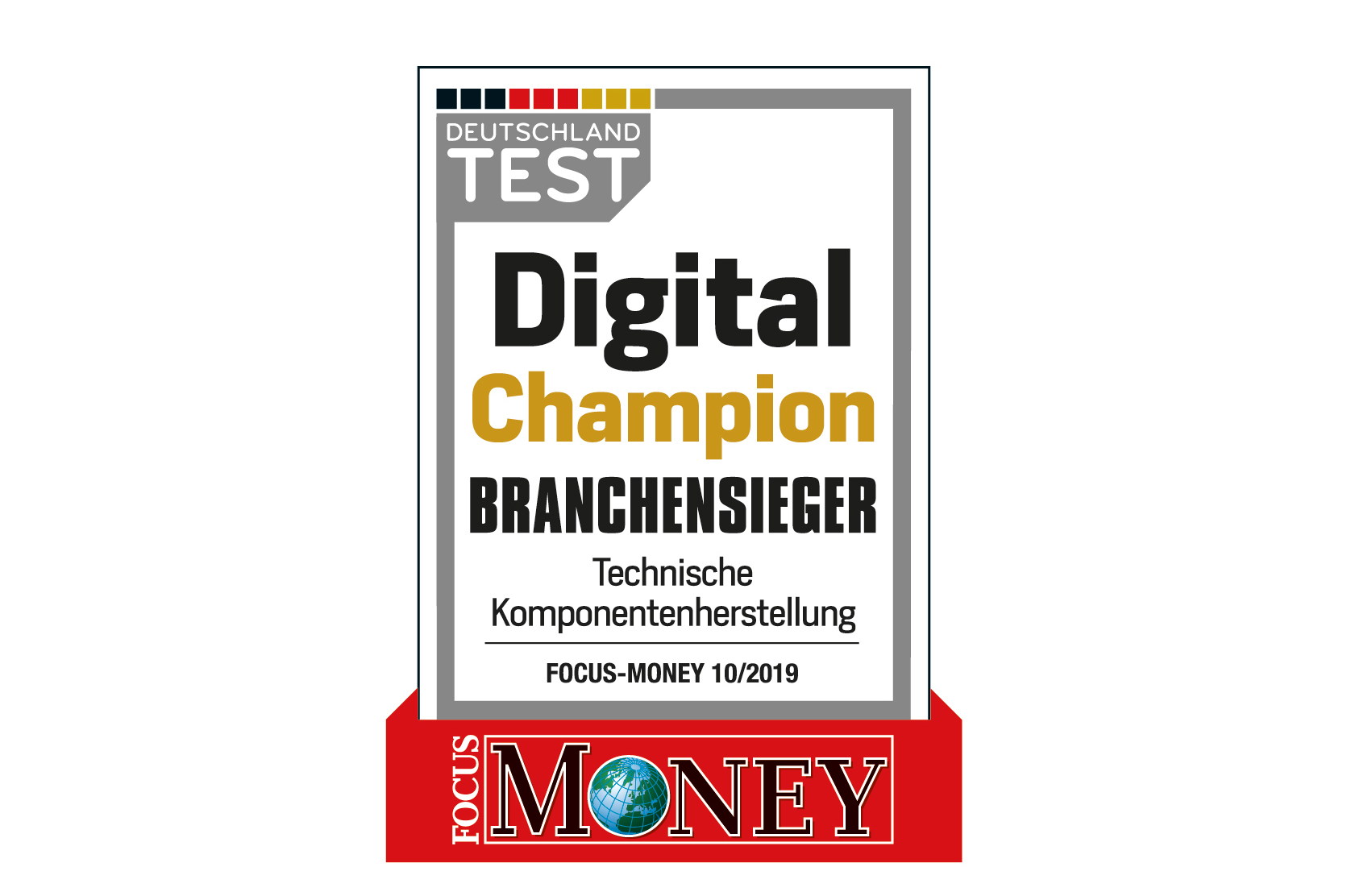 Digital Champion 2019